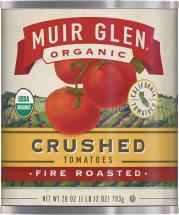 OrganicCrushed Tomatoes product image.