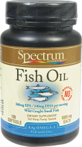 Omega 3 Fish Oil product image.