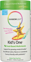 Kid's One Multivitamin product image.