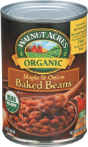 Organic Maple & Onion Baked Beans product image.