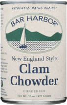 Clam Chowder product image.