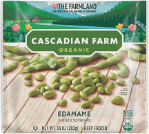Organic Frozen Vegetables product image.