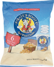 Pirate's Booty Lunch Packs product image.