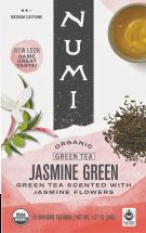 Organic Green Tea product image.