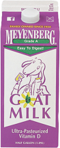 Ultra PasteurizedGoat Milk product image.