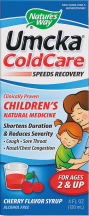 Umcka Coldcare for Kids product image.