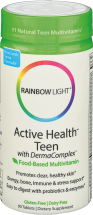 Active Health Teen Multivitamin product image.