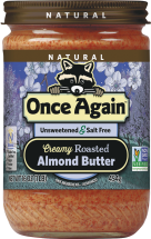 Creamy Almond Butter product image.