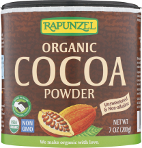 Organic Cocoa Powder product image.
