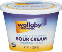 Organic Sour Cream product image.