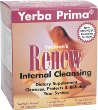 Women's Renew Internal Cleansing System product image.