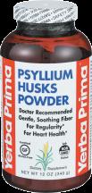 Psyllium Husks Powder and Caps product image.