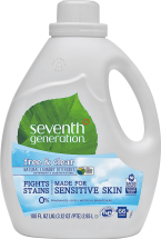 Natural Laundry Detergent product image.