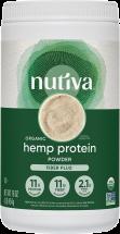 Organic Hemp Protein Powder product image.