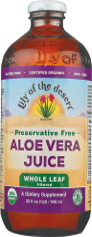 Organic Aloe Vera Juice product image.