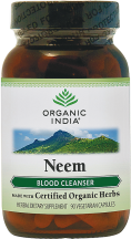 Neem Blood Cleanser product image.