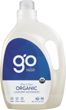 Organic Laundry Detergent product image.