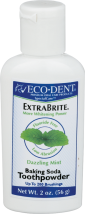 ExtraBrite Toothpowder product image.