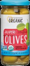 Organic Olives product image.