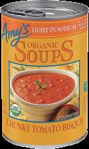 Organic Low Sodium Butternut Squash Soup product image.