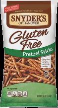 Gluten Free Pretzel product image.