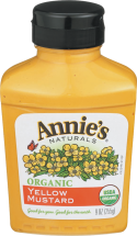 Organic Mustard product image.