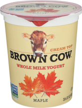 Cream Top Whole Milk Yogurt product image.