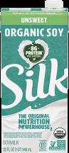 Organic Soymilk product image.