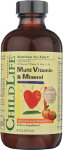 Children's MultiVitamin & Mineral product image.