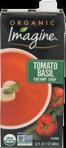 OrganicTomato Basil Soup product image.