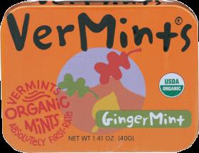 Organic Mints product image.
