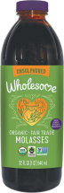 Organic Blackstrap Molasses product image.