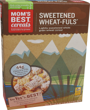 Made with whole grain wheat for a healthy and delicious breakfast cereal. product image.