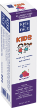 Kids Fluoride Free Toothpaste product image.