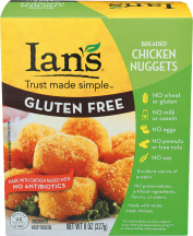 Gluten Free Chicken Nuggets product image.