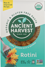 Organic Gluten Free Quinoa Supergrain Pasta product image.