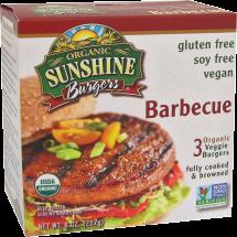 Organic Veggie Burger product image.