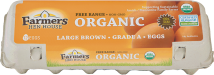 Organic Eggs product image.