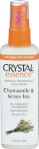 Crystal Body Spray Deodorant product image.