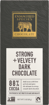 Dark Chocolate Panther Bar product image.
