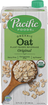Organic Naturally Oat Beverage product image.