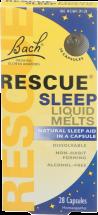 Rescue Sleep Liquid Melts product image.