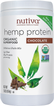 Organic Hemp Seed Protein Powder product image.