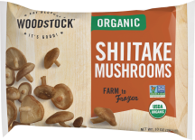 Flavorful organic Shiitake mushrooms for your next stir-fry or favorite recipe. product image.