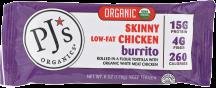 Organic Low-Fat Burrito product image.