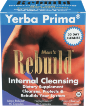 Men's Rebuild Internal Cleansing System product image.