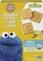 Organic Letter of the Day Cookies product image.