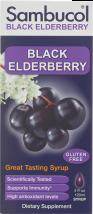 Black Elderberry Immune System Support product image.
