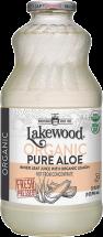 Organic Pure Aloe Juice product image.