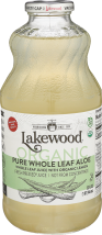 Organic Whole Leaf Aloe Juice product image.